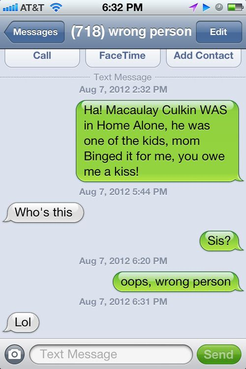 how to say hi funny texting