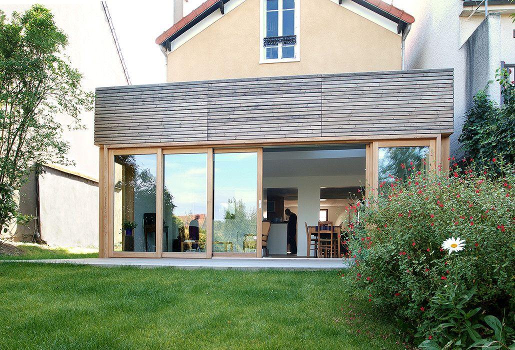 Prix national de la construction bois - Panorama - Extension maison