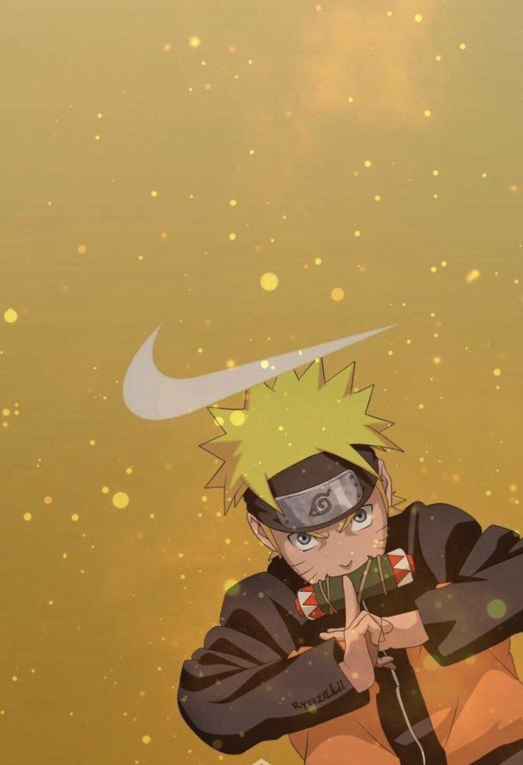 Nike Naruto Wallpaper