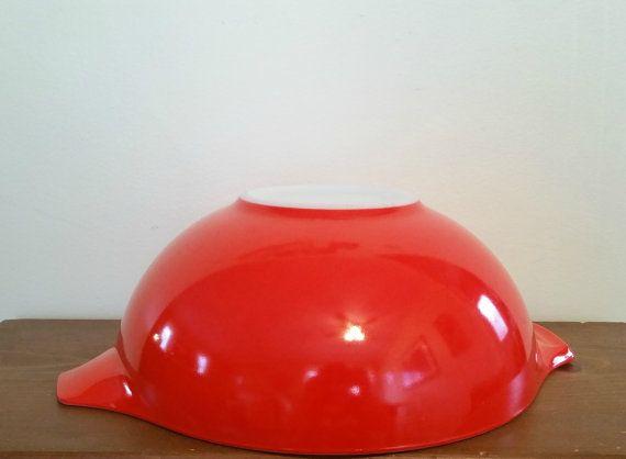 Vintage Pyrex Friendship Mixing Bowl Cinderella 444 by atgbvintage ...