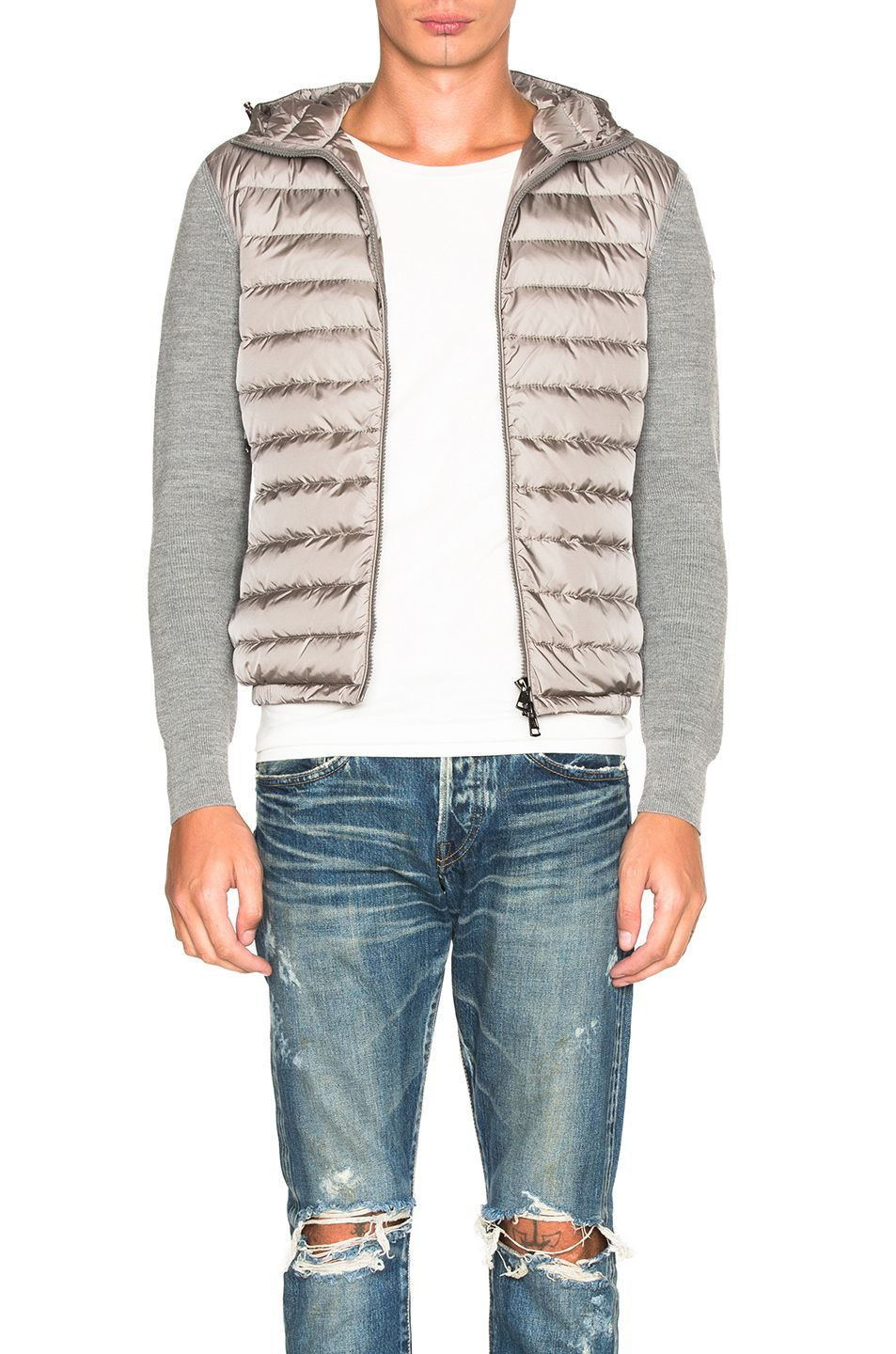 MONCLER Maglione Tricot Cardigan.  moncler  cloth  . Find this Pin and more  on fashion ... c9664b3ef7b