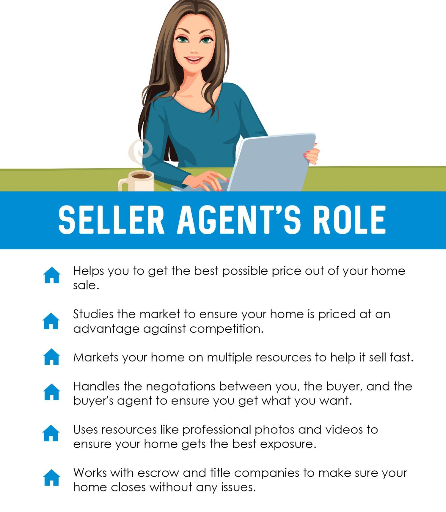 What Can You Expect From A Seller S Agent Palmbeaches
