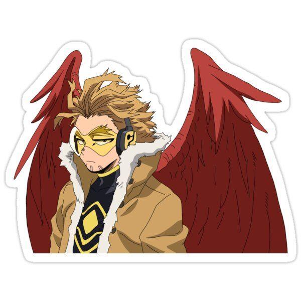 Hawks - Cool Sticker