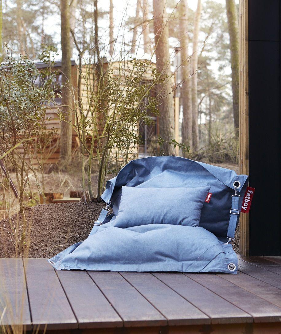 Pouf Ajustable Buggle Up Outdoor De La Marque Fatboy Coussins Exterieur Mobilier Jardin Amenagement Terrasse