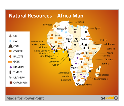 Image result for resources in africa africa mapping Pinterest