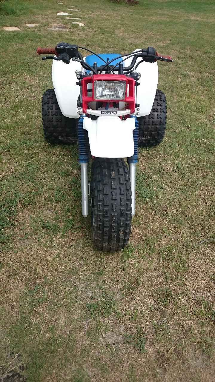Used 1985 Honda ATC 200X ATVs For Sale in North Carolina. Good condition.  All new fenders and seat. Still very fast. Extra set of rear fenders and  helmet.
