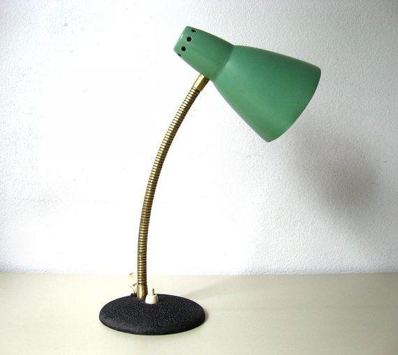 Vintage Desk Lamps Lamp, Tensor Desk Lamp Parts