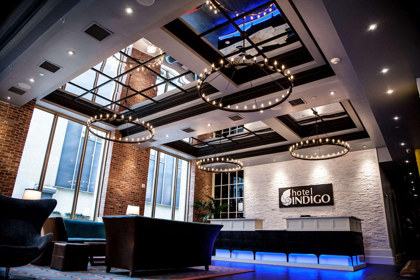Hotel Indigo Newark Nj Lobby Pictures Hotel Indigo House