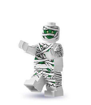 LEGO 8803 - Minifigur Mumie - Serie 3: Amazon.de: Spielzeug
