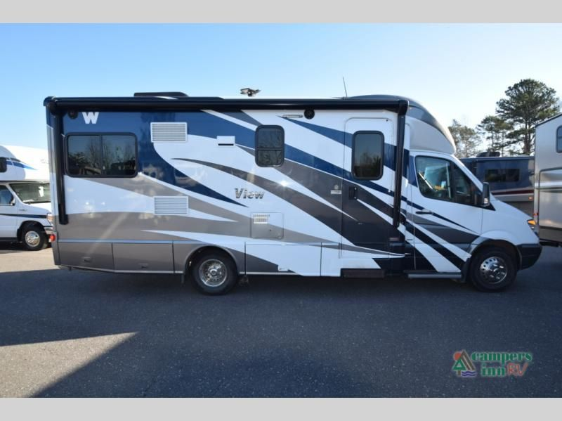 Used 2014 Winnebago View 24g Motor Home Class C At Campers Inn Mocksville Nc 40777a In 2020 Winnebago Rv Types Motorhome
