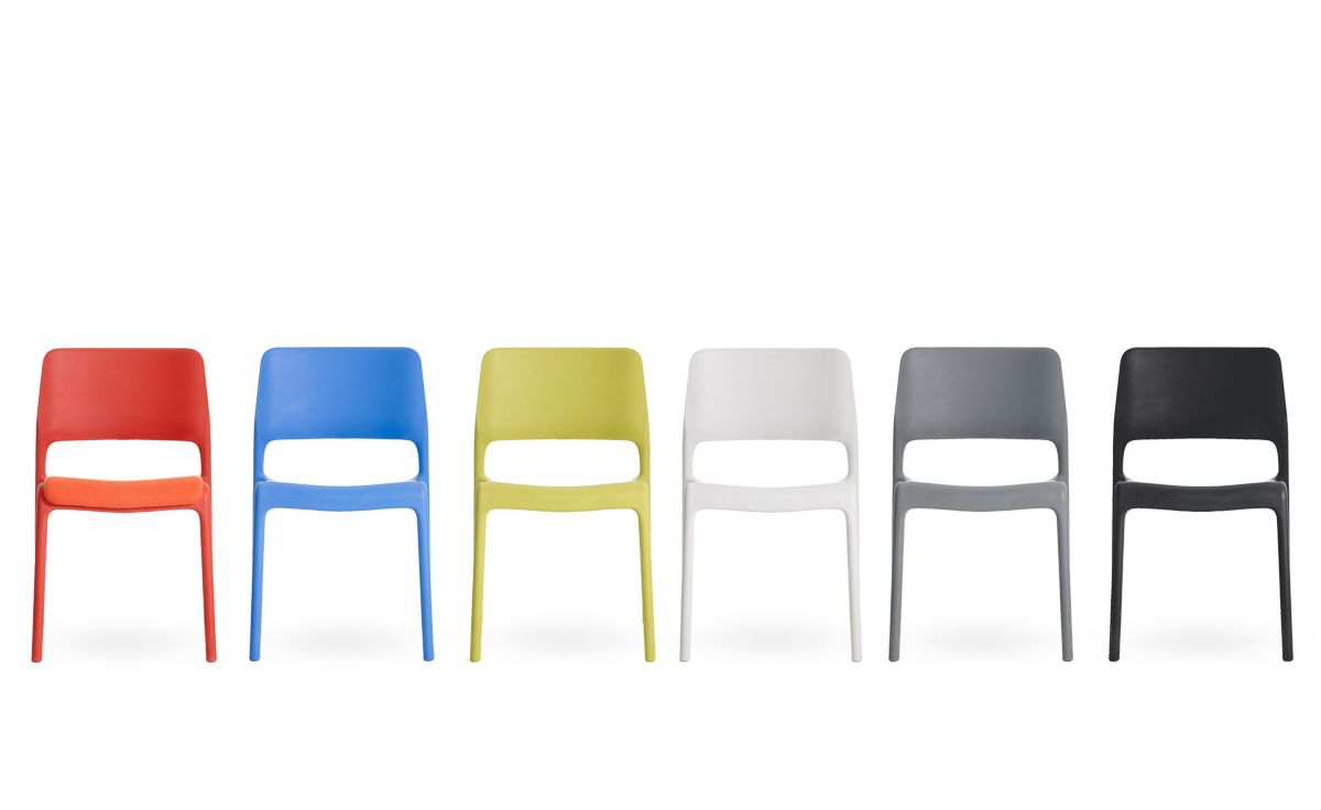Knoll | Spark® Series Side Chair | design Don Chadwick (2009)
