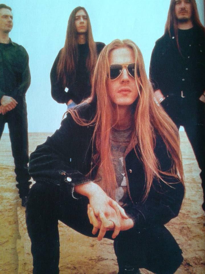 Carcass 1996 Ken Owen Carlo Regadas Bill Steer Jeff Walker Death Metal Metal Bands Carcass Band