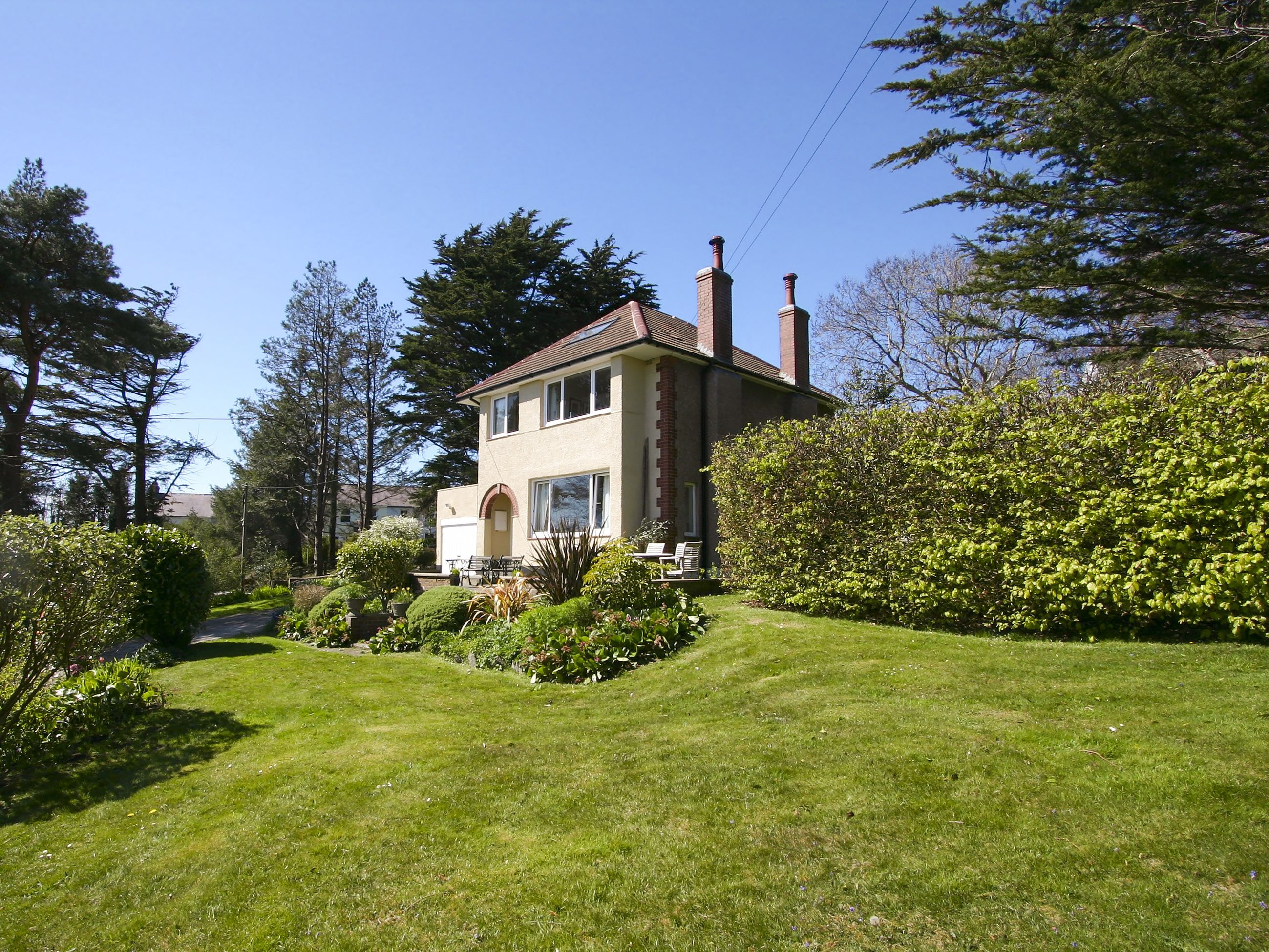 Precelly View Cottages Ranelagh Ref Uk6482 In Goodwick Near Fishguard Pembrokeshire Cottage House Styles Mansions