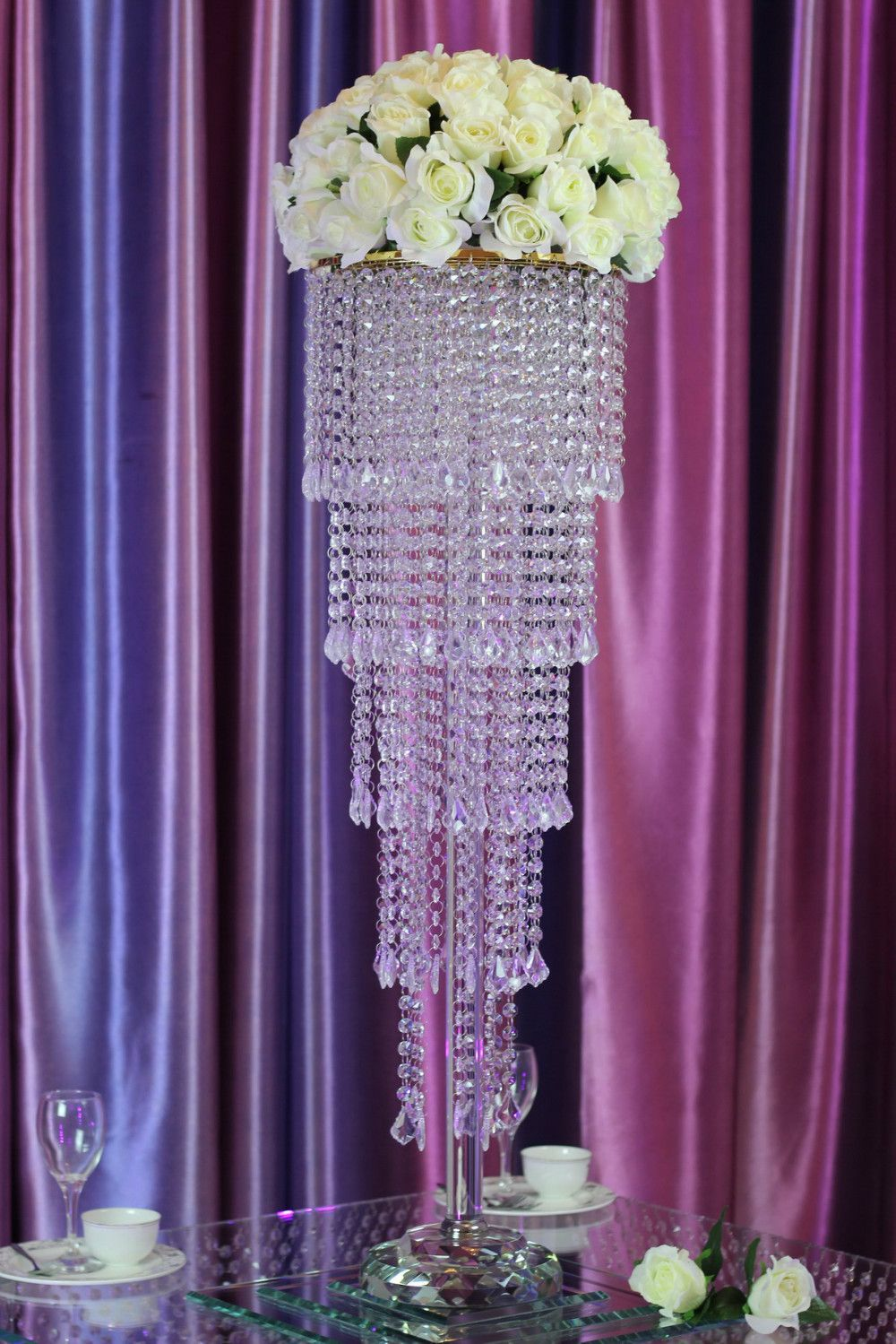 Wholesale crystal centerpiece for wedding table decoration wholesale crystal centerpiece for wedding table decoration affiliate junglespirit Choice Image