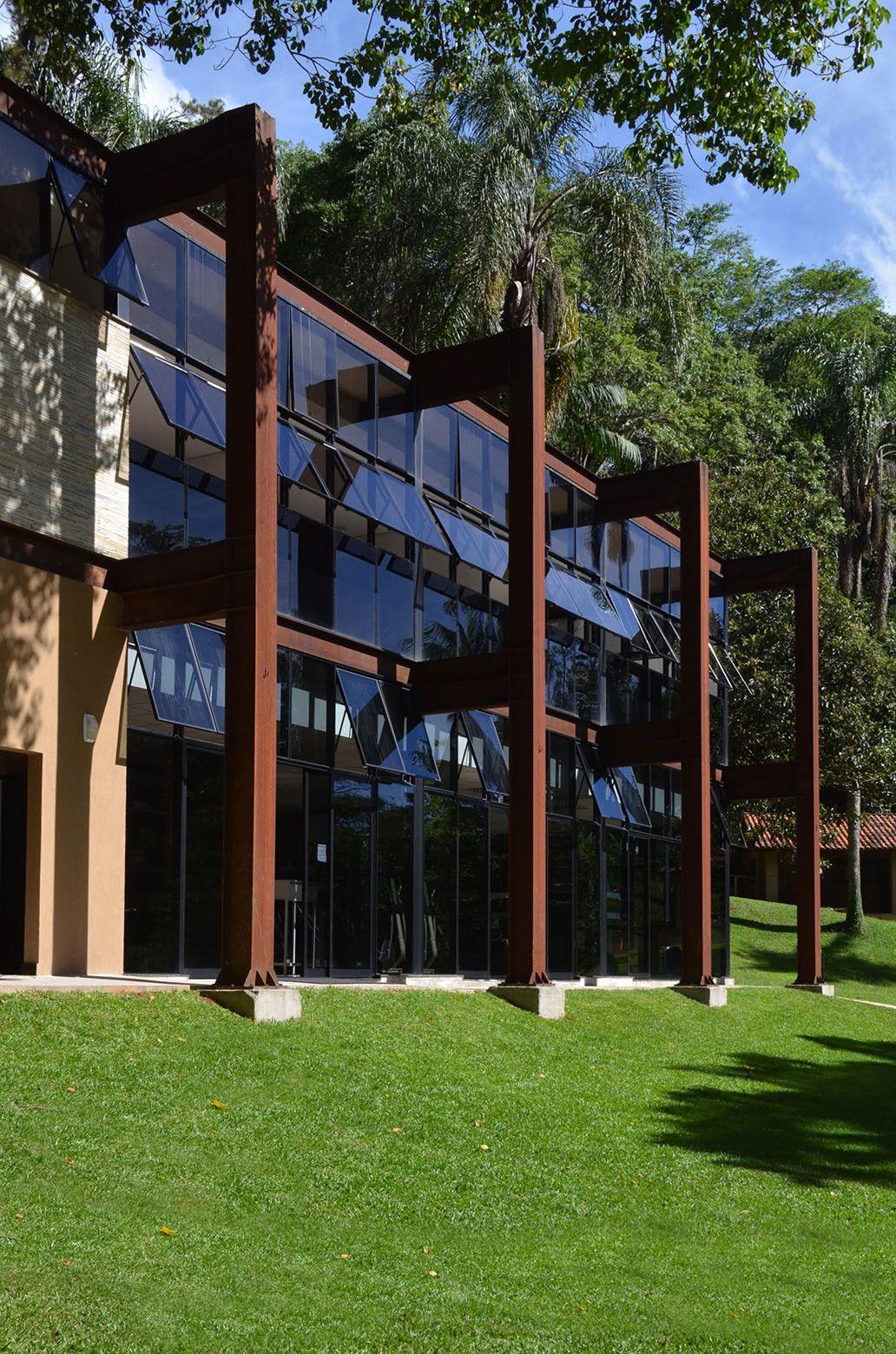 Galeria de Vestiário Clube Campestre / João Diniz Arquitetura - 11