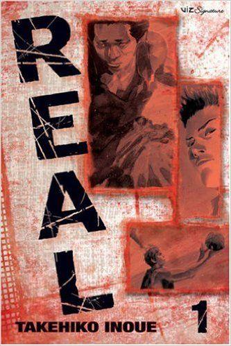 Real, Vol. 1: Takehiko Inoue: 9781421519890: Amazon.com: Books