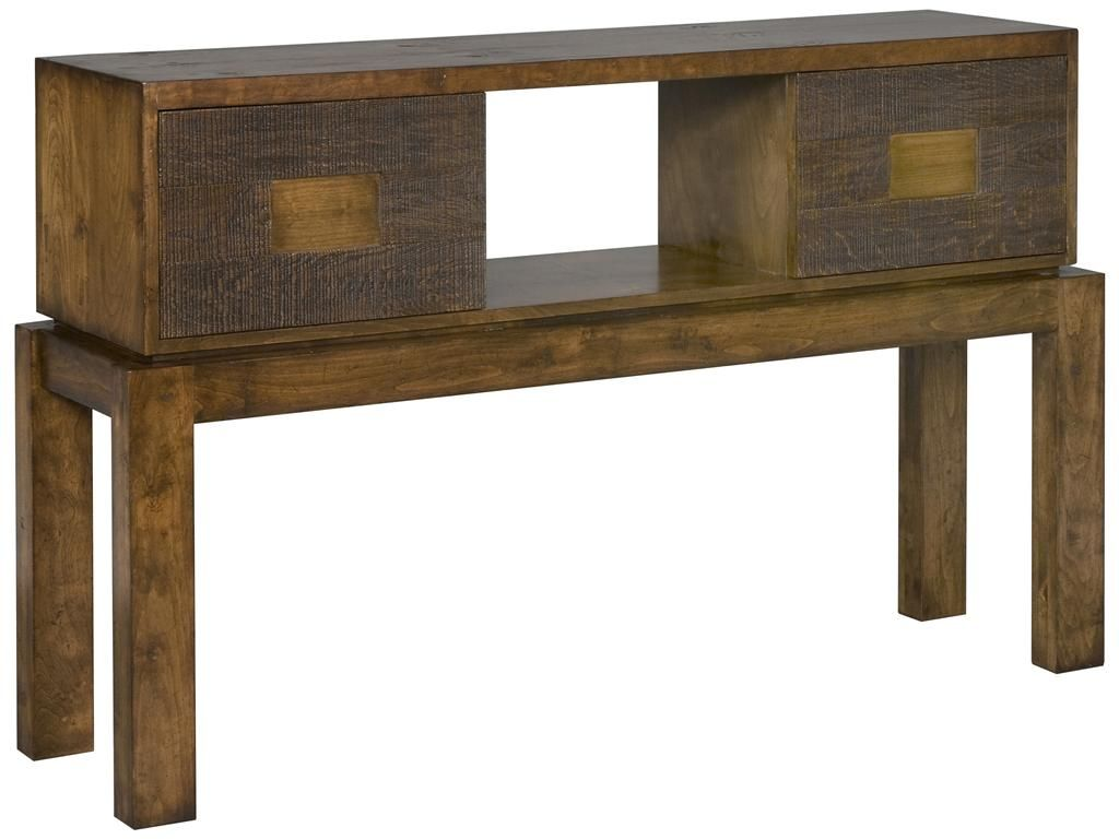 Vanguard Living Room Console Table P435s Vanguard Furniture Conover Nc Furniture Living Room Console Vanguard Furniture