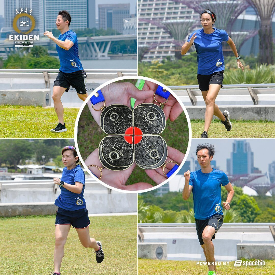 mizuno run singapore
