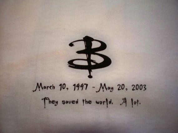 Buffy the vampire slayer memorial sunnydale btvs by for Buffy angel tattoo