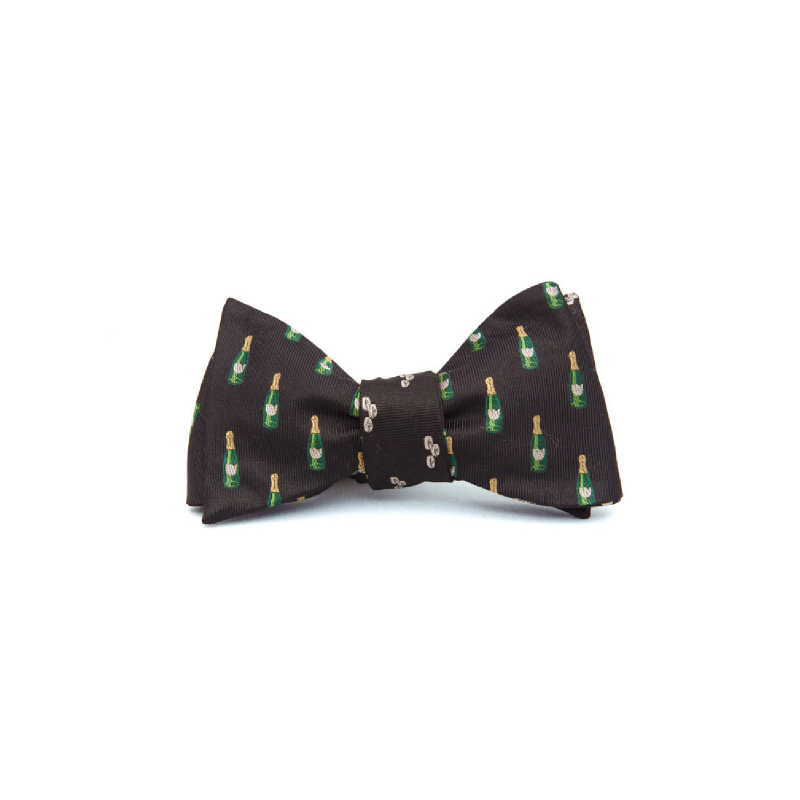 SOUTHERN PROPER Champagne and Aspirin Bow Tie