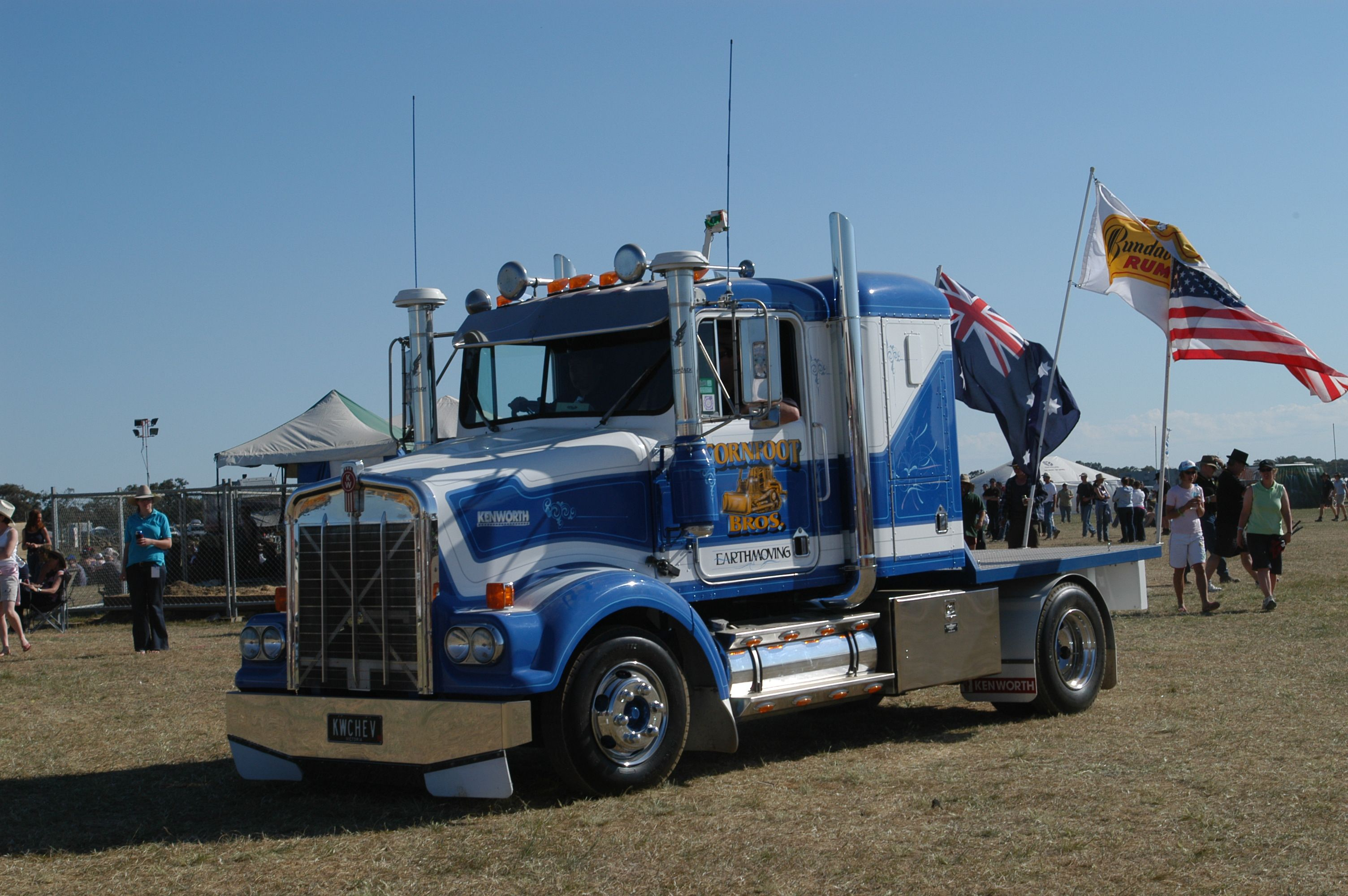 kenworth pickup truck - HD 3008×2000
