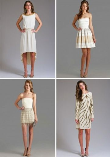 rented bridesmaid dresses- New for the Night- Neutrals