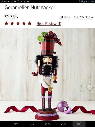 Wine nutcracker