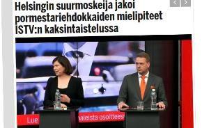 'Yle valinnut Suomen kannalta vahingollisen linjan. Levittää valheellista propagandaa ja suhtautuu turvapaikanhakijoihin täysin kritiikittömästi' - ti 21.03.2017 23:26