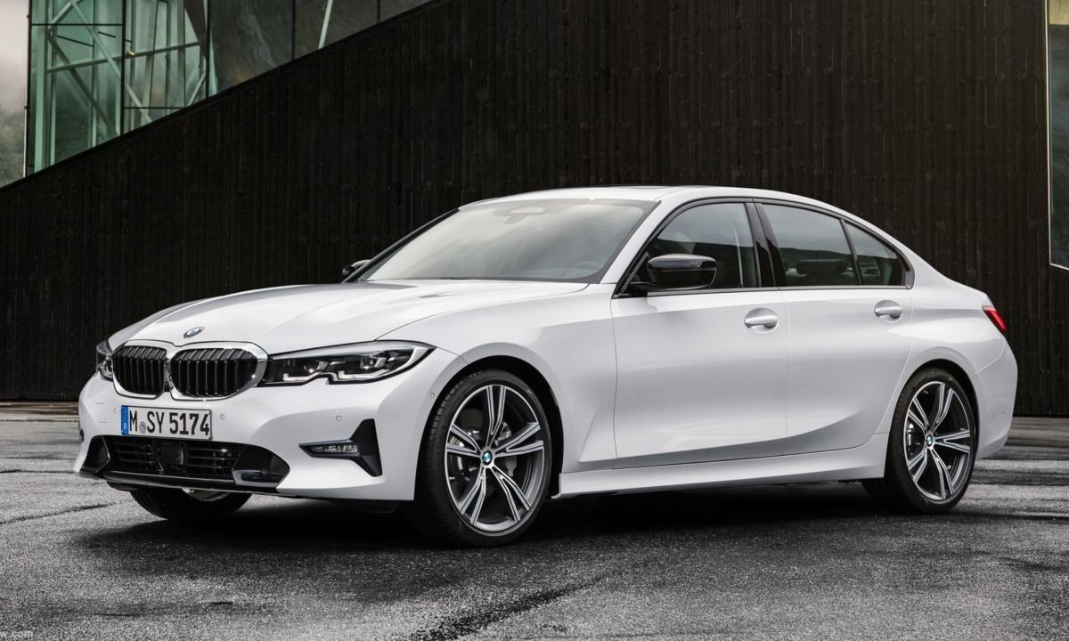 All New 2020 Bmw 3 Series Is Bigger But Lighter Familiar But
