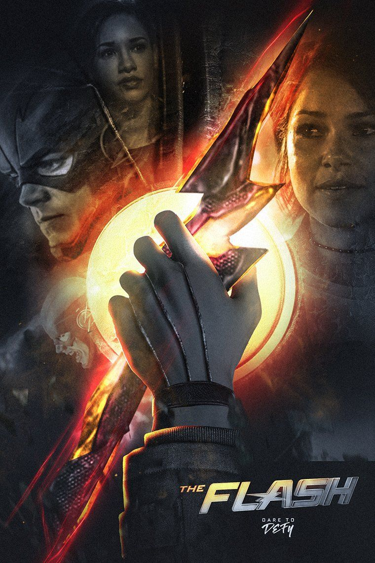Bosslogic On Twitter Season 5 Cw Theflash Teaser Poster Missed