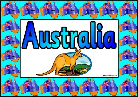 Australia Teaching Resources Including Many Free Sets Of Worksheets Colouring Pages Banners