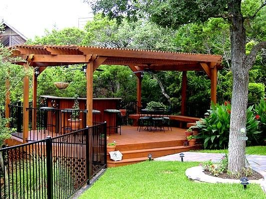 Stand Alone Bar Designs : Stand alone deck google search house patio and