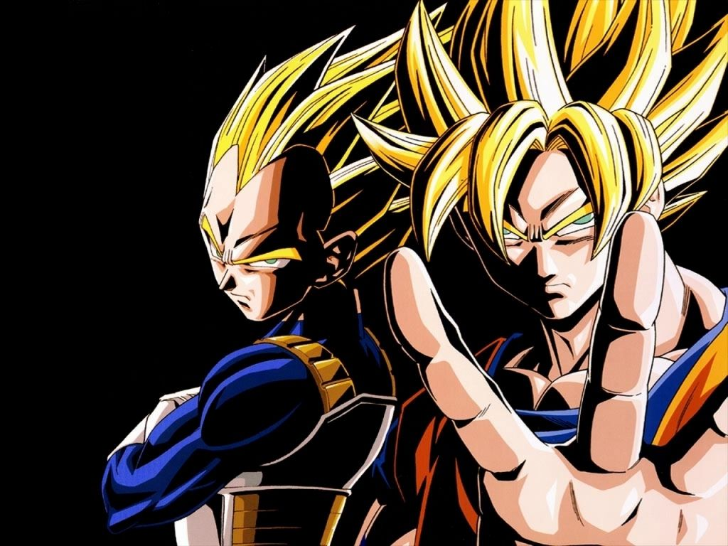 Dragon Ball Z Goku Vs Vegeta Read Dragon Ball Manga Online At