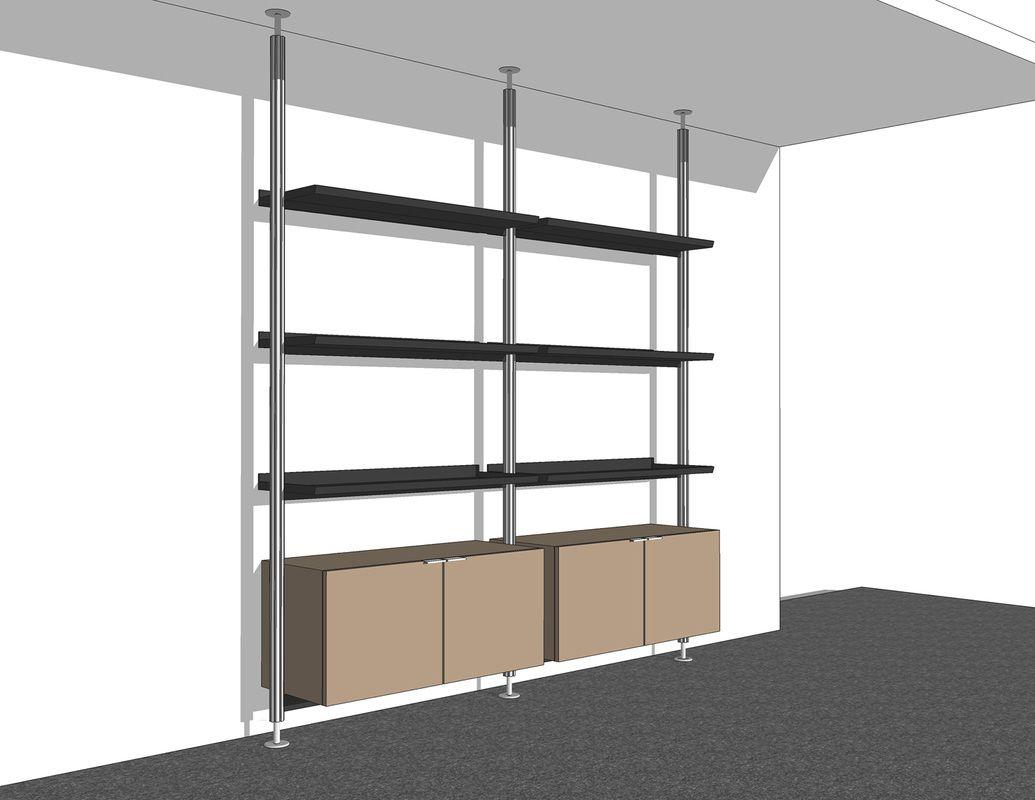 Shelf system concept free d modelinterior design 살 것