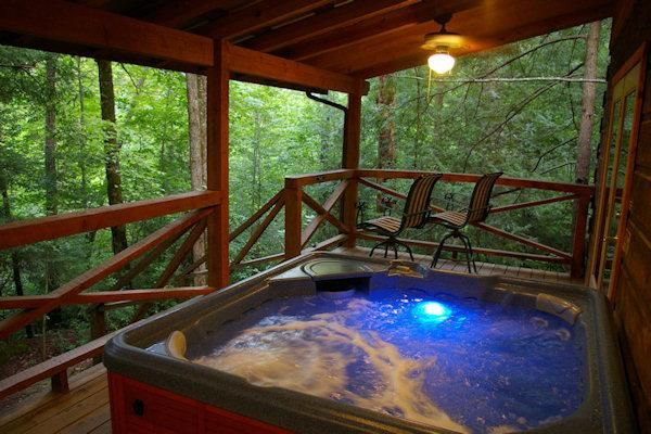 asheville creekside luxury near dr snow cottage cabins the in cabin nc