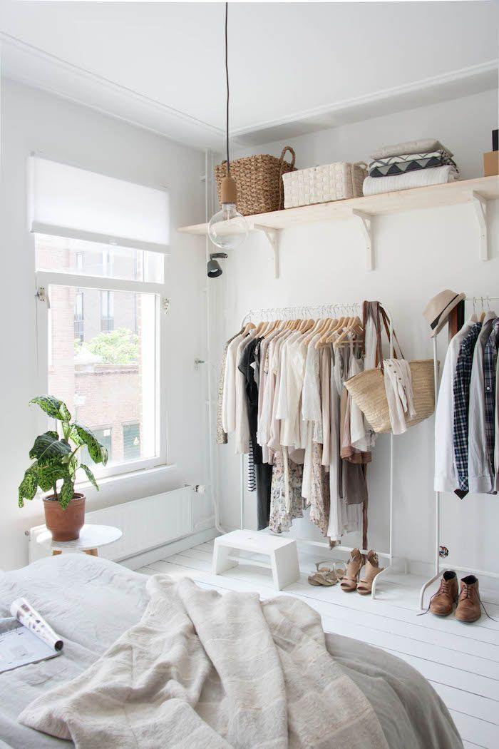 Open closet   Home decor trends, Home bedroom, Bedroom makeover