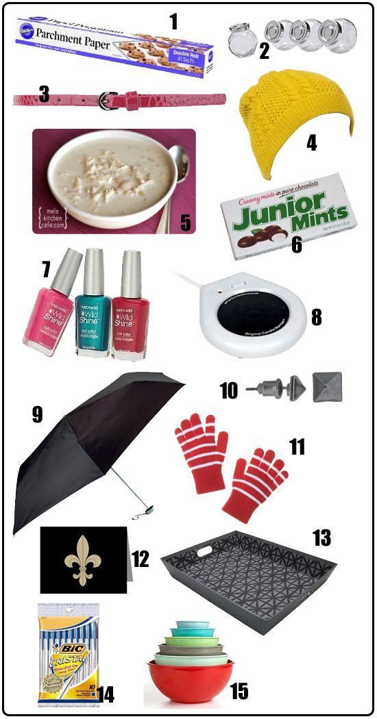 Alpha $5 gift ideas for christmas