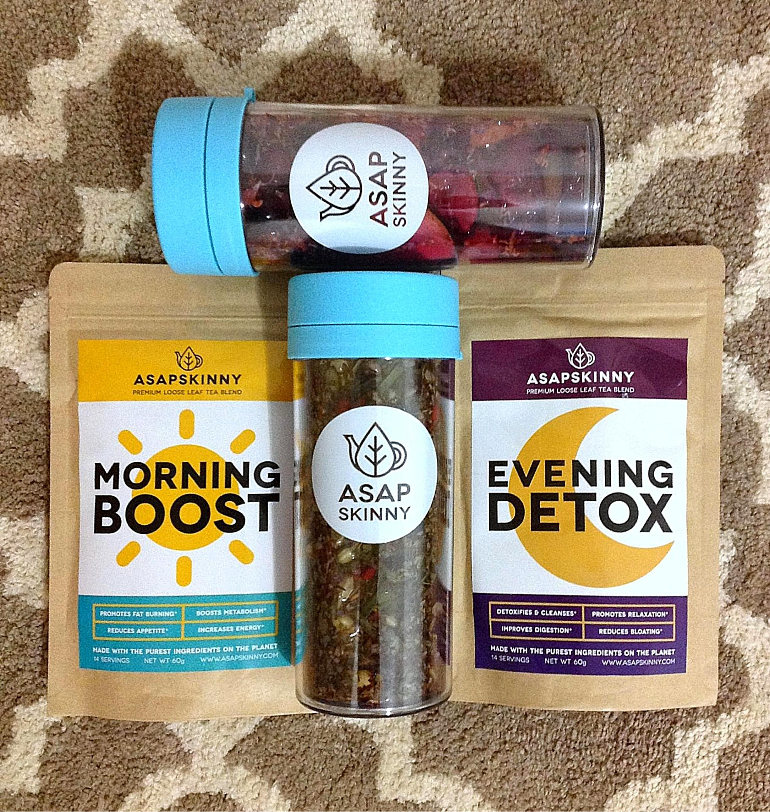 1 Best Detox Tea For Weight Loss Asapskinny Skinny Teatox Is 100 Natural