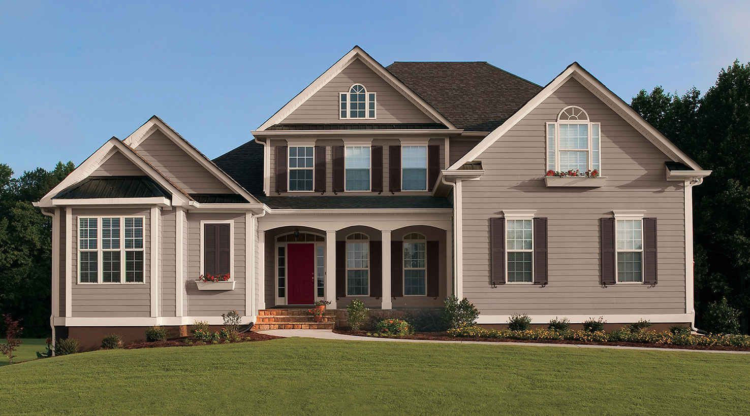 Exterior House Color Inspiration