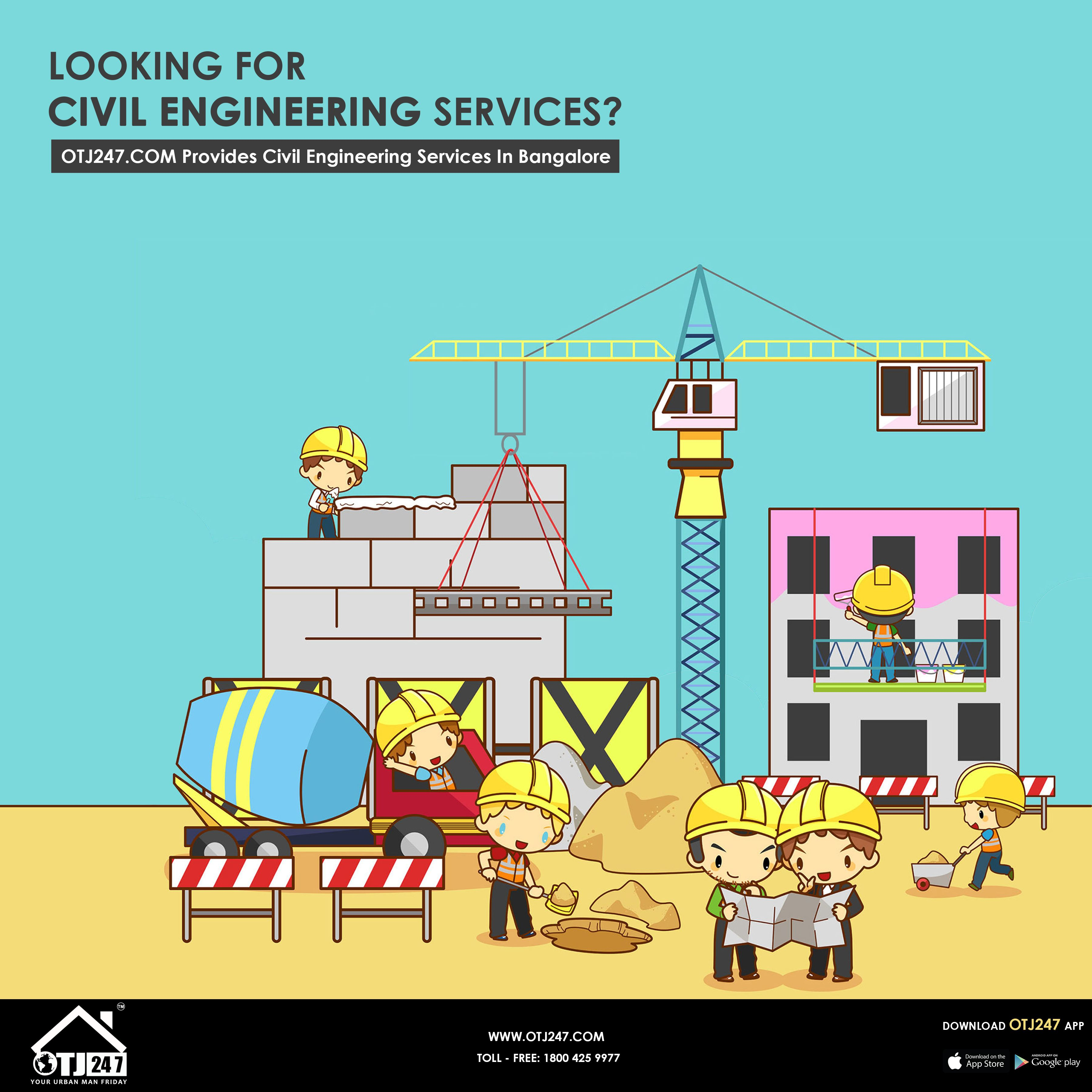 Looking For Civil Engineering Services?