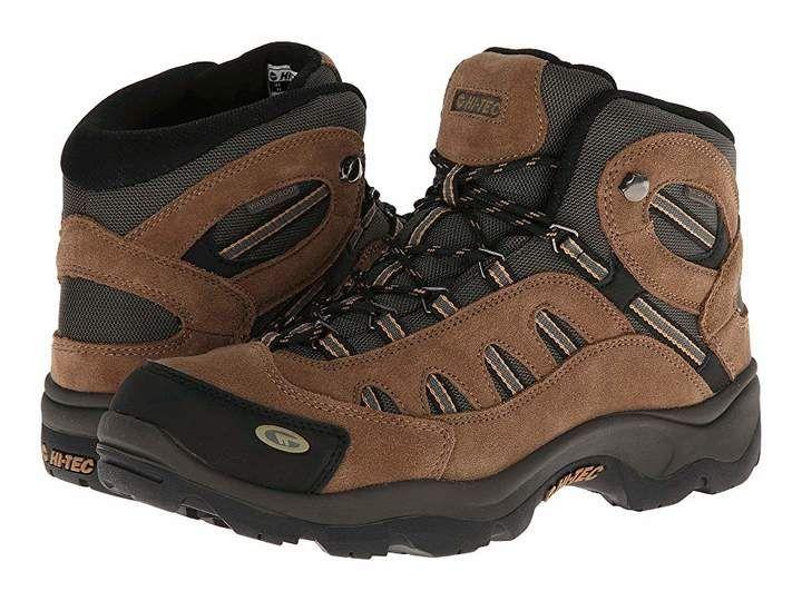 ee7f754d7b5 Hi-Tec Bandera Mid WP   Products   Hiking boots, Waterproof hiking ...