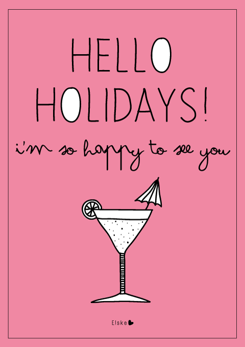 Holiday Quotes Hello Holidays  Pinterest  Holidays Thoughts And Happiness