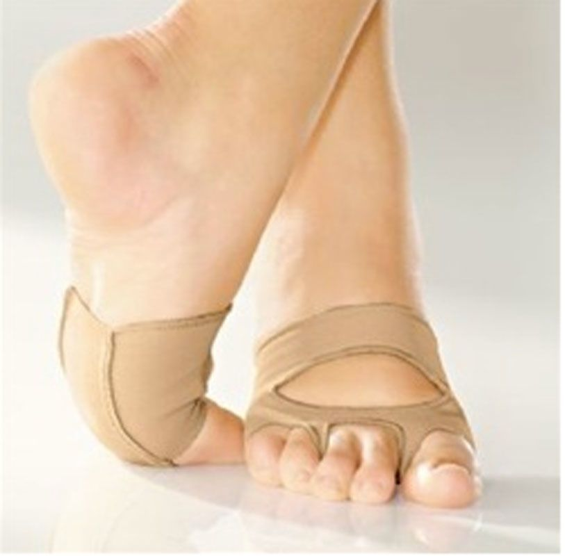 Caramel Cat/'s Paw Lyrical Shoes Fits Sizes 3-4 So Danca MD-16 Adult Petite//Sm