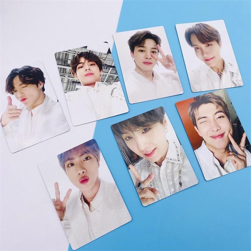 Bts final ring with free gift 7 pcs card en 2020