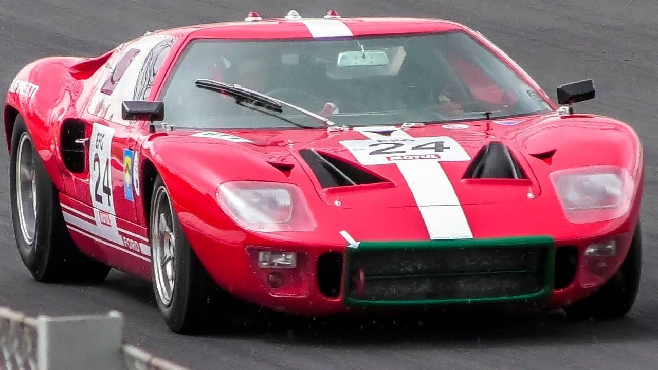 Pin By The Gallery Cars Sounds On Classic Cars Ford Gt40 Ford