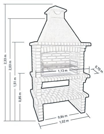 how to build a brick fireplace box