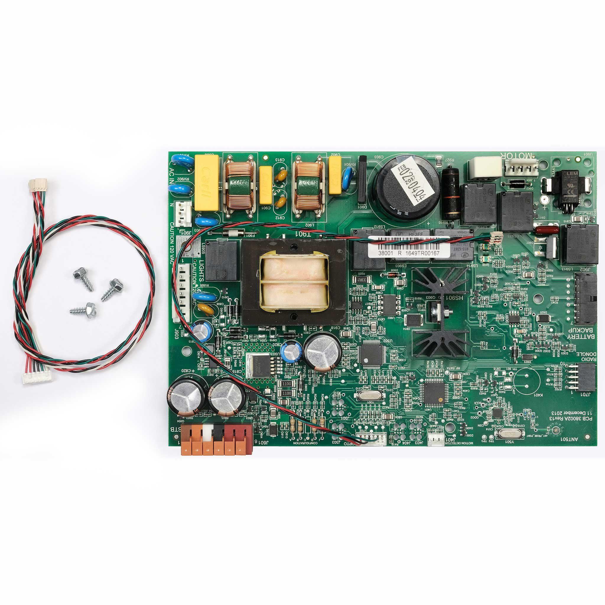 Circuit Board 38874r4 S Circuit Board Circuit Motion Detector