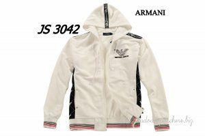 Doudoune Armani Ea7 Homme Blanc 2 In 1 Hoodies   Doudoune Armani ... 128182fce04