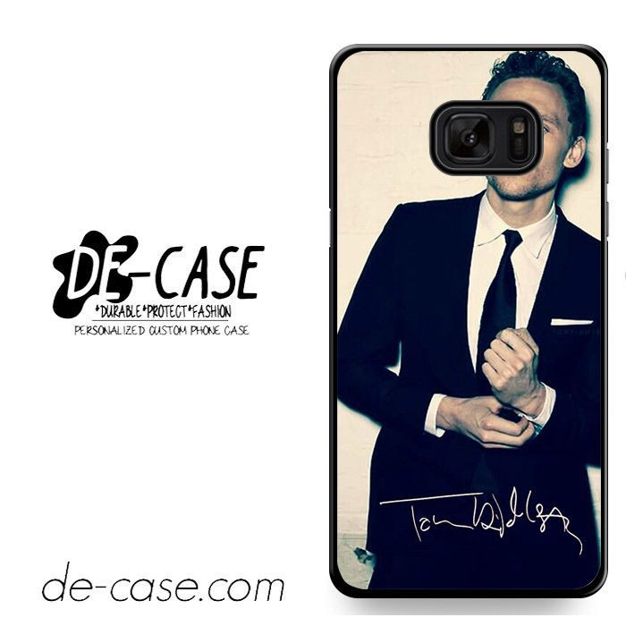 Tom Hiddleston Cool DEAL-11305 Samsung Phonecase Cover For Samsung Galaxy Note 7