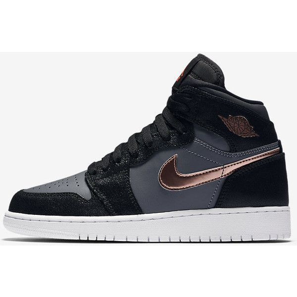 Air Jordan 1 Retro High (3.5y-7y) Big Kids  Shoe. Nike.com ( 95 ... 1b9085be1